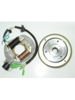 Stator et Rotor Complet Jincheng Knight 50-100 ( JC100-7)